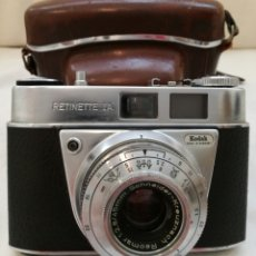Cámara de fotos: CAMARA FOTOS KODAK RETINETTE I.A AÑOS 60.. Lote 85243546
