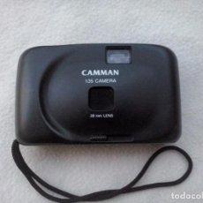 Cámara de fotos: CAMARA DE FOTOS CAMMAN 135. Lote 86207436