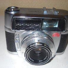 Cámara de fotos: CÁMARA BRAUN NURNBERG PACHETE ELECTROMATIC III. Lote 86506892