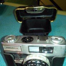 Photo camera - ANTIGUA CAMARA FOTOGRAFICA WERLISA MAT CON SU FUNDA - 87268416