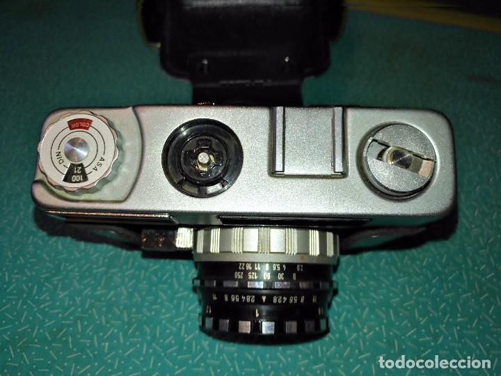 Cámara de fotos: ANTIGUA CAMARA FOTOGRAFICA WERLISA MAT CON SU FUNDA - Foto 2 - 87268416