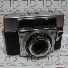 Cámara de fotos: CAMARA FOTOGRAFICA OPTIMA COMPUR AGFA . Lote 88317140