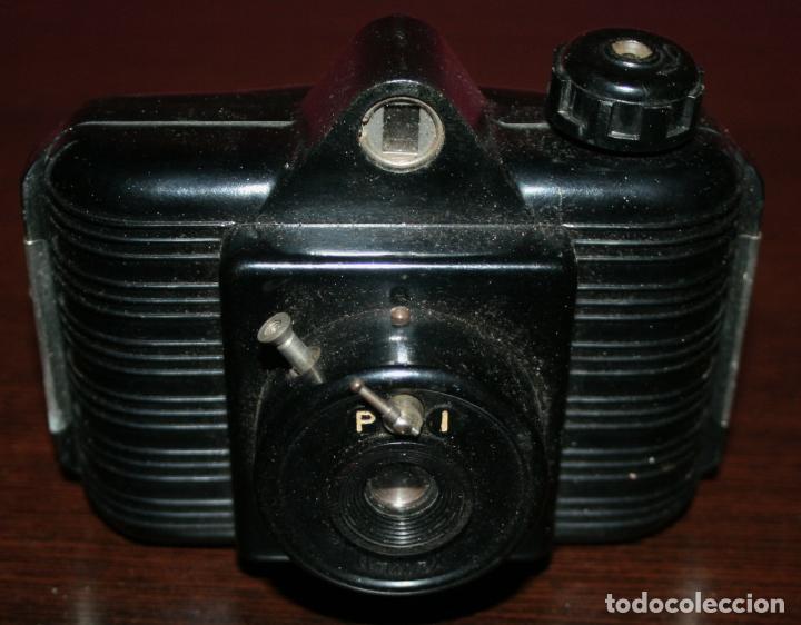 CÁMARA UNIVEX CON FUNDA (Cámaras Fotográficas - Clásicas (no réflex))