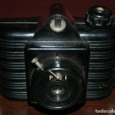 Cámara de fotos: CÁMARA UNIVEX CON FUNDA. Lote 89078540