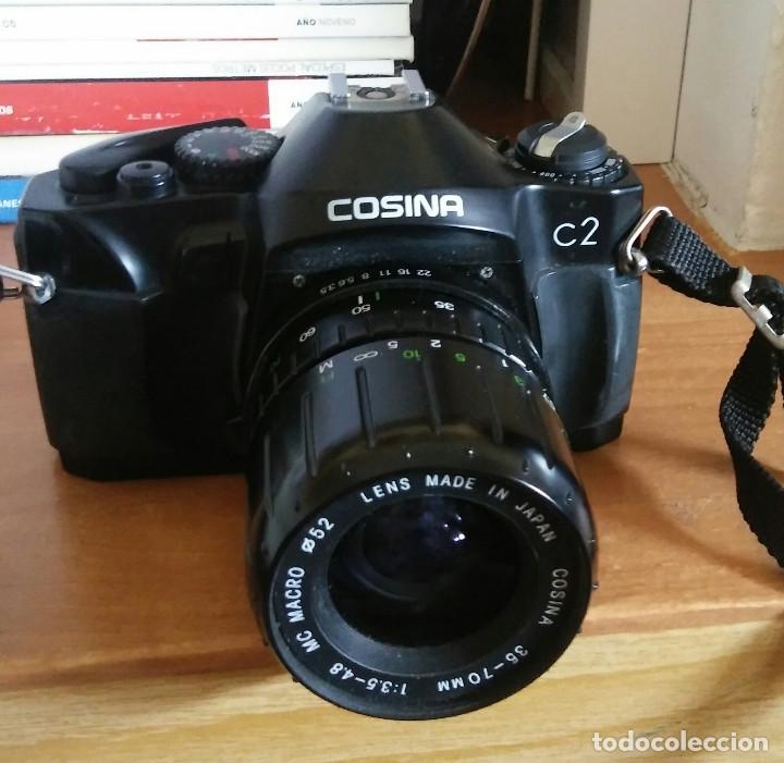 COSINA C2 (Cámaras Fotográficas - Clásicas (no réflex))