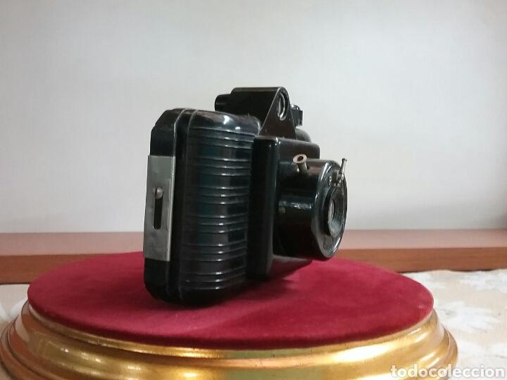Cámara de fotos: CAMARA UNIVEX DE BAQUELITA NEGRO. - Foto 4 - 87220268
