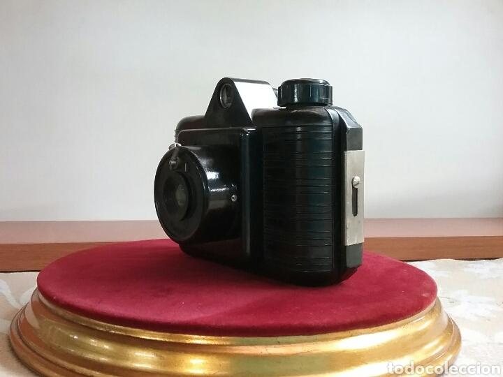 Cámara de fotos: CAMARA UNIVEX DE BAQUELITA NEGRO. - Foto 3 - 87220268