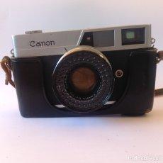 Cámara de fotos: CANON CANONET. 1961. Lote 91540540