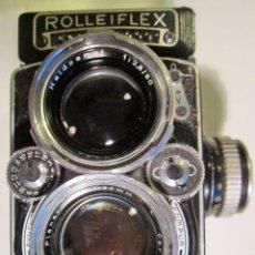 Cámara de fotos - CAMARA ROLLEIFLEX 2.8E 1958/59 6x6 El selector de Velocidad bloqueado en 1sg (Ver notas) - 91817090