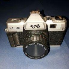 Cámara de fotos - ANTIGUA CAMARA KING CF-36 OBJETIVO 50MM - 92746780