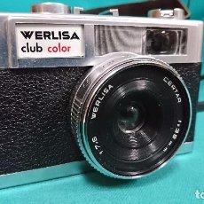 Cámara de fotos: CÁMARA DE FOTOS WERLISA, FABRICADA EN ESPAÑA. Lote 94340978