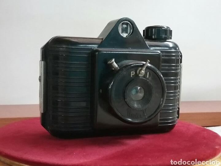 Cámara de fotos: CAMARA UNIVEX DE BAQUELITA NEGRO. - Foto 2 - 87220268