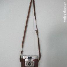 Cámara de fotos: CÁMARA WERLISA COLOR - CON FUNDA ORIGINAL - AÑO 1965. Lote 95285487