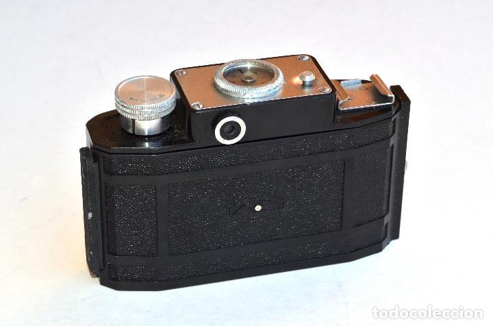 Cámara de fotos: *1953-56* • GOMZ URSS Lomo SMENA 2 Obj. f4.0 Clásica baquelita (35mm) - Foto 3 - 95494823