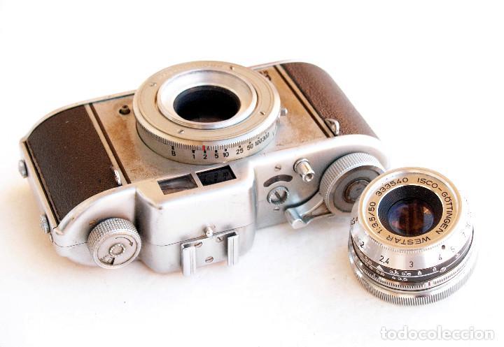 Cámara de fotos: *c1955* • Apparate und Kamerabau AkA AKARELLE Westar f3.5 Prontor • 35mm, objetivos intercambiables - Foto 2 - 95568411
