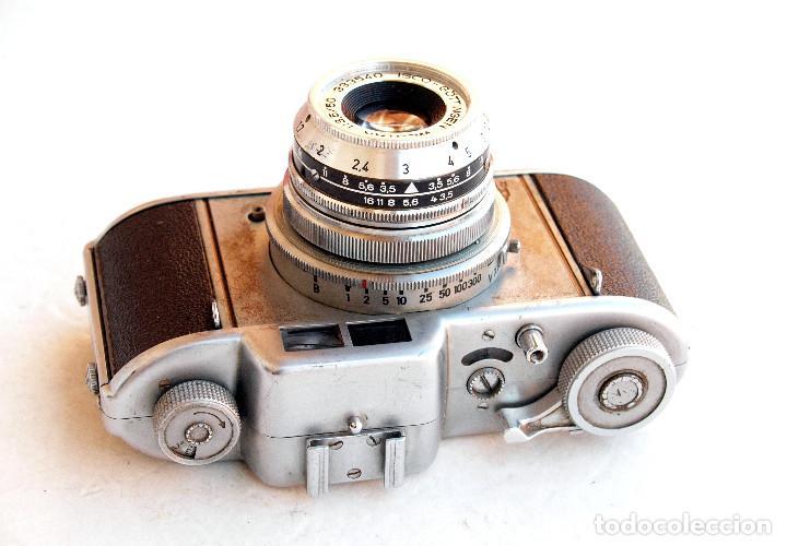 Cámara de fotos: *c1955* • Apparate und Kamerabau AkA AKARELLE Westar f3.5 Prontor • 35mm, objetivos intercambiables - Foto 3 - 95568411