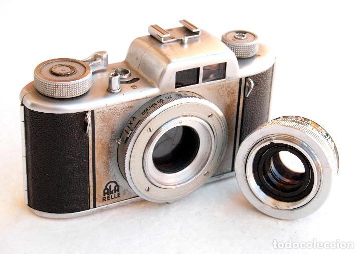 Cámara de fotos: *c1955* • Apparate und Kamerabau AkA AKARELLE Westar f3.5 Prontor • 35mm, objetivos intercambiables - Foto 4 - 95568411