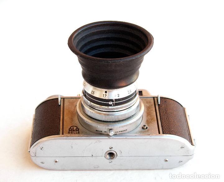 Cámara de fotos: *c1955* • Apparate und Kamerabau AkA AKARELLE Westar f3.5 Prontor • 35mm, objetivos intercambiables - Foto 5 - 95568411