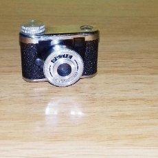 Cámara de fotos: CAMARA FOTOGRAFICA EN MINIATURA - PETIE - MADE IN WESTERN GERMANY.FUNCIONA.. Lote 96116319