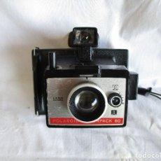 Cámara de fotos: CAMARA FOTOS POLAROID COLORPACK 80. Lote 96238211