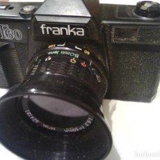 Cámara de fotos: CAMARA FOTOGRAFICA FRANKA T 60. Lote 96553239