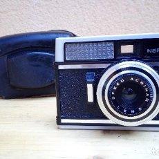 Cámara de fotos: CAMARA DE FOTOS NERA 35/S CON FUNDA. Lote 97514975