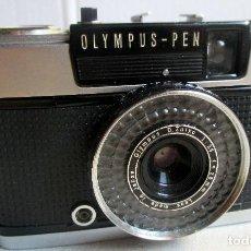 Cámara de fotos: MÁQUINA DE FOTOS OLYMPUS PEN EE – 3. Lote 98675591