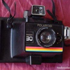Cámara de fotos: CAMARA DE FOTOS INSTANTANEA POLAROID INSTANT 30 EN BUEN ESTADO. Lote 125274336