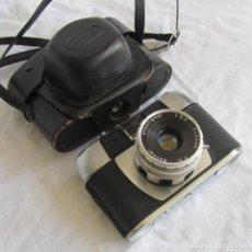 Photo camera - Cámara fotográfica Halina Paulette Made in Hong Kong Anastigmat Funda original - 100310215