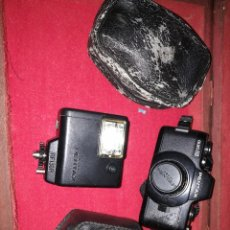 Cámara de fotos: PENTAX 110. Lote 100509019