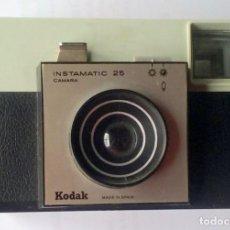 Cámara de fotos: KODAK INSTAMATIC 25. Lote 100574223