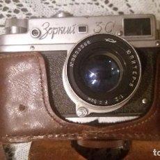 Cámara de fotos: CÁMARA ZORKI 3C URSS RUSA SOVIÉTICA. Lote 100653031