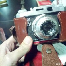 Cámara de fotos: CAMARA FOTOGRAFICA REGULA KING KG CON FUNDA. Lote 101294699
