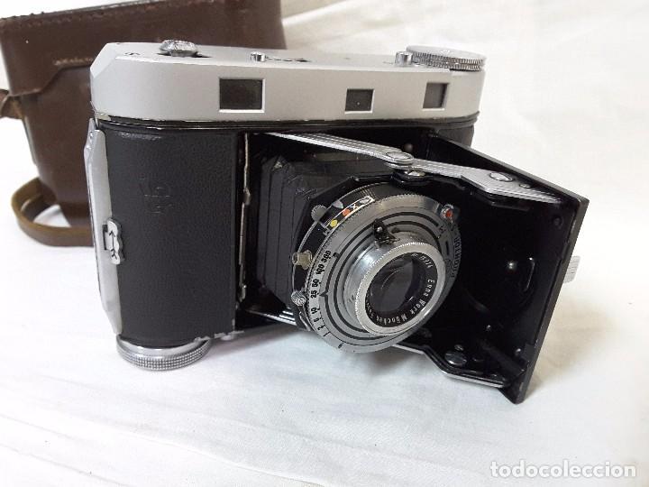 Cámara de fotos: Hapo 35 telemétrica de 1952. Excelente - Foto 2 - 101655347