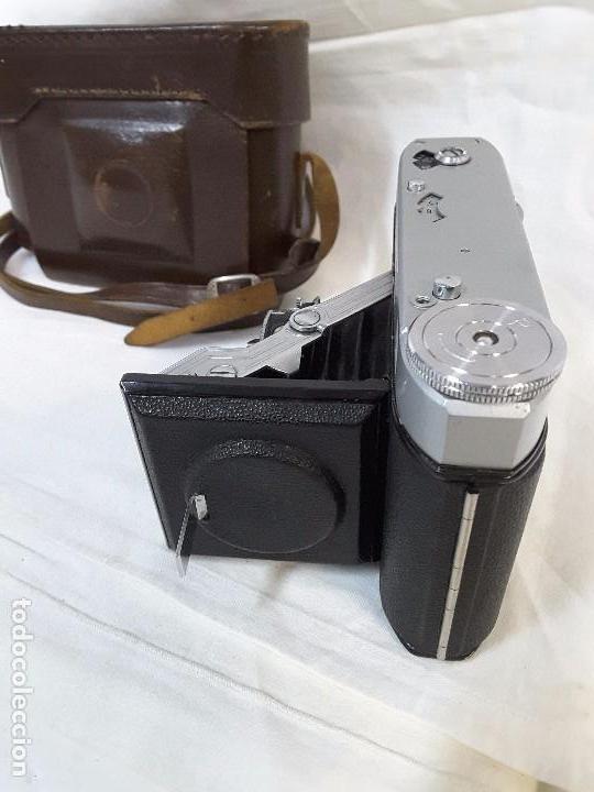 Cámara de fotos: Hapo 35 telemétrica de 1952. Excelente - Foto 3 - 101655347