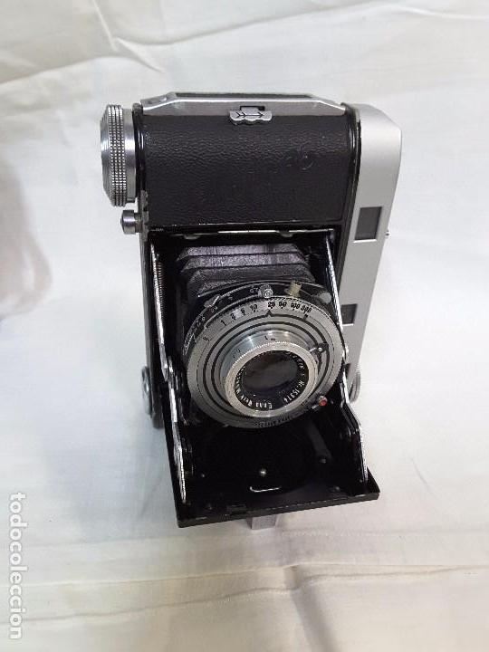 Cámara de fotos: Hapo 35 telemétrica de 1952. Excelente - Foto 5 - 101655347