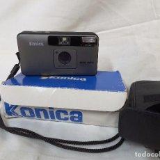Konica Big Mini, primera serie! 1990. Funciona