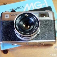 Cámara de fotos: YASHICA MG-1 TELEMÉTRICA. Lote 102054147
