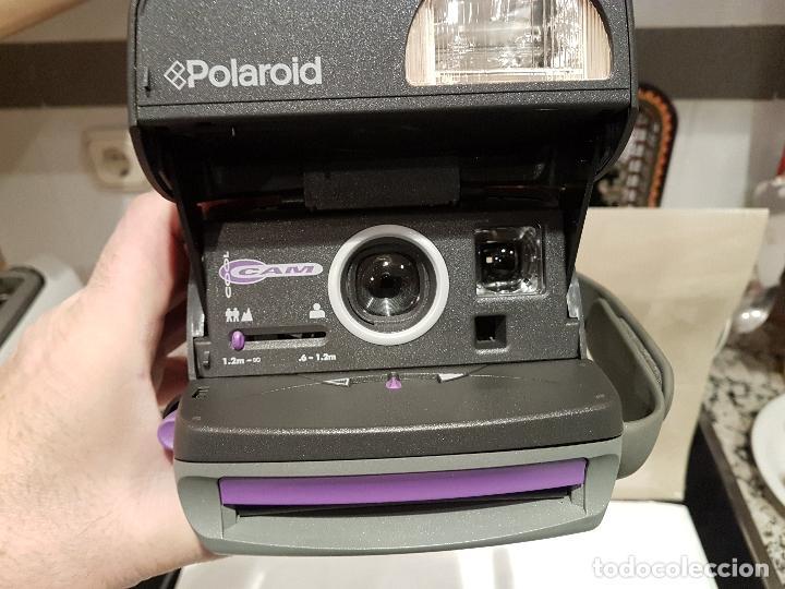 Cámara de fotos: antigua camara polaroid buen estado ver fotos - Foto 5 - 102929199