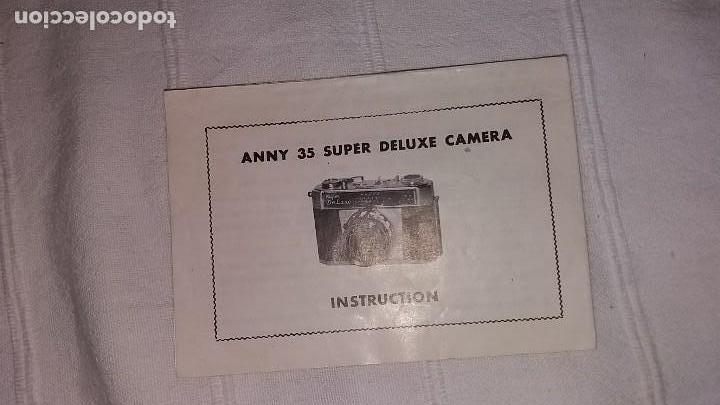 Cámara de fotos: Anny 35 Super Deluxe - Foto 4 - 102960359