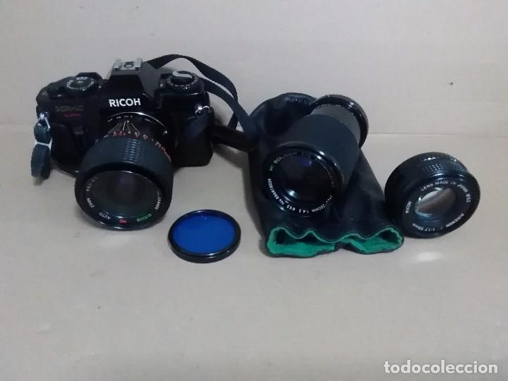 Cámara de fotos: Maquina fotográfica ricoh y visores - Foto 2 - 103171315