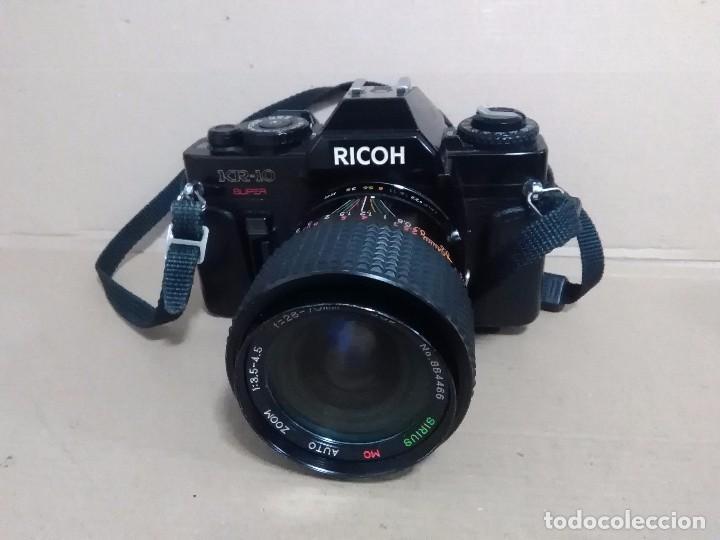 Cámara de fotos: Maquina fotográfica ricoh y visores - Foto 3 - 103171315