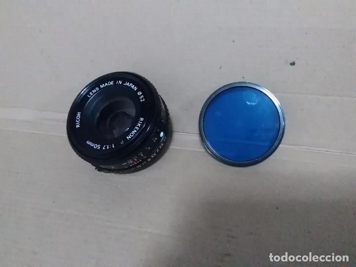 Cámara de fotos: Maquina fotográfica ricoh y visores - Foto 5 - 103171315