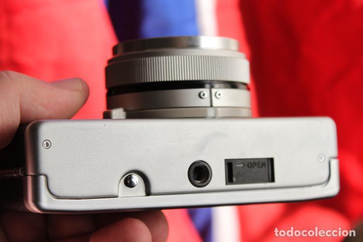 Cámara de fotos: Canonet 28 (telémetro) - Foto 3 - 103539067