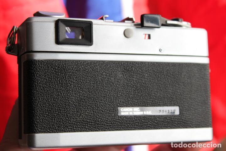 Cámara de fotos: Canonet 28 (telémetro) - Foto 5 - 103539067