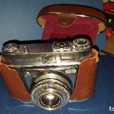 Cámara de fotos: KODAK RETINETTE IA. Lote 104311627