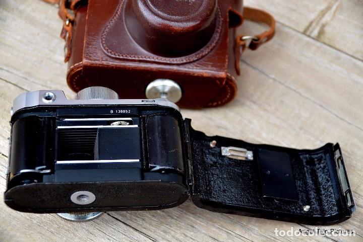 Cámara de fotos: Robot-Il-Wartime-Camera-Lens-Zeiss-Biotar-40-F-2-Luftwaffen-Eigentum - Foto 6 - 105348142