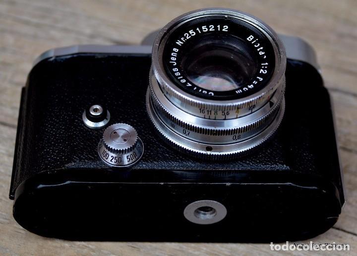 Cámara de fotos: Robot-Il-Wartime-Camera-Lens-Zeiss-Biotar-40-F-2-Luftwaffen-Eigentum - Foto 8 - 105348142