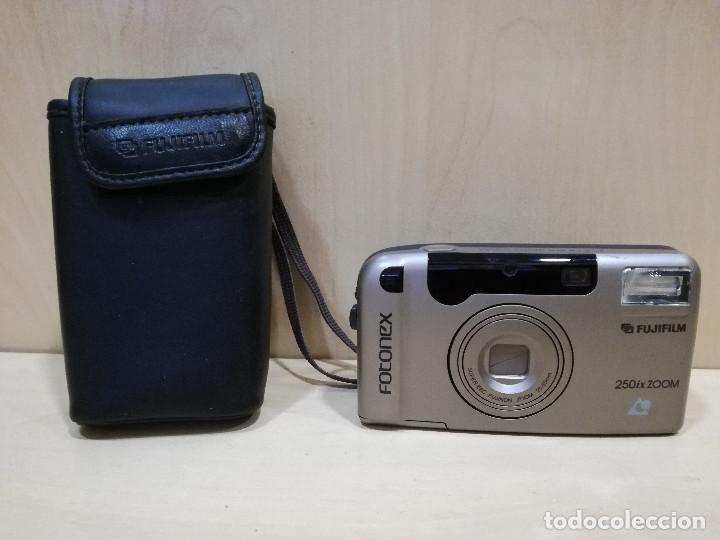 CAMARA - FUJIFILM FOTONEX 250IX ZOOM (Cámaras Fotográficas - Clásicas (no réflex))