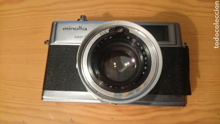 MINOLTA HI-MATIC 9 (Cámaras Fotográficas - Clásicas (no réflex))